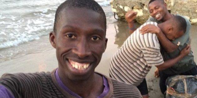 PHOTOS. Migrants: le périple du Sénégalais Abdou Diouf raconté sur Instagram était faux mais a retenu