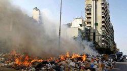Pour leurs ordures, les Libanais font appel à