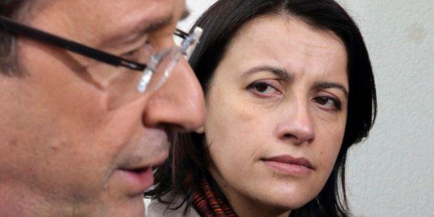 Cécile Duflot déplore l'incapacité de François Hollande à changer de