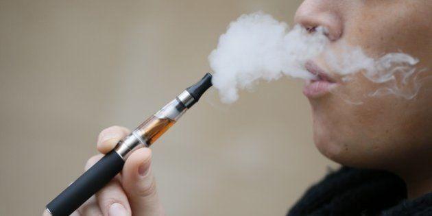 Interdiction de la cigarette électronique dans certains lieux publics: une association d'utilisateurs...