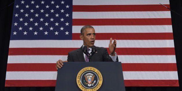 Barack Obama s'engage contre le réchauffement climatique avant la COP21 et la fin de son