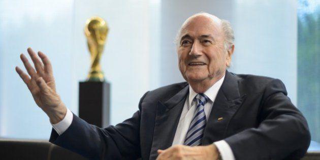Sepp Blatter et la FIFA: les 1001 rebondissements d'un