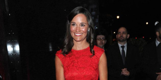 Photo by: KGC-03/STAR MAX/IPx 2/10/15 Pippa Middleton at the British Heart Foundation's Roll Out The...