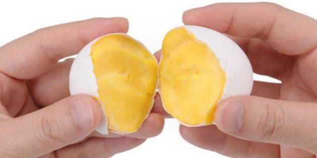 Ce gadget japonais transforme les œufs en