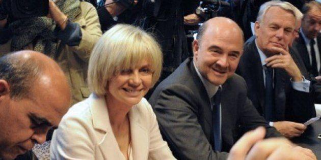 Européennes 2014: Moscovici et Guigou se disputent la