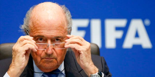 Fifa: Joseph Blatter visé par une enquête du FBI pour des faits de corruption et de