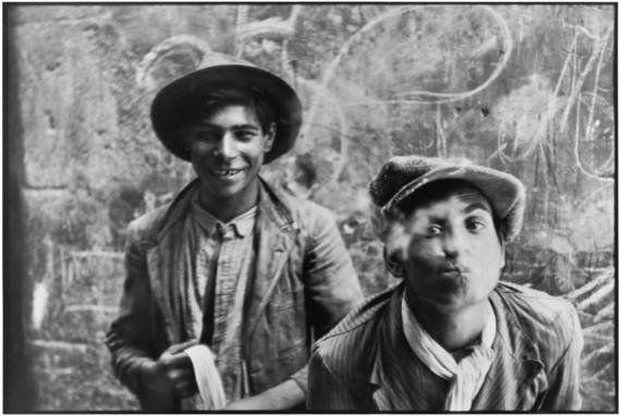 Henri Cartier-Bresson: l'anthropologue