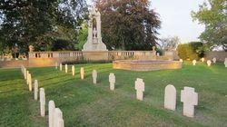 Une quarantaine de tombes chrétiennes profanées en