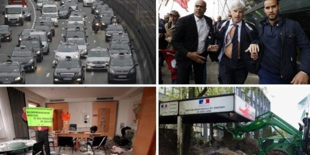 Violences à Air France: ces débordements sociaux tolérés et ceux qui ne le sont