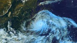 Le typhon Soudelor, plus grosse tempête de 2015, se rapproche de