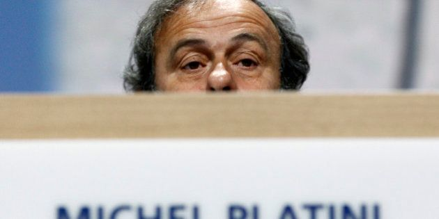 Fifa: Michel Platini candidat naturel en France et en Europe... mais pas forcément