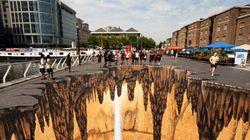 11 photos de street art à couper le