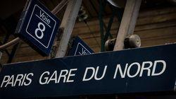 Le trafic interrompu à la Gare du Nord après un incendie, reprise progressive dans la