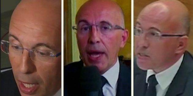 VIDEO - Eric Ciotti dérape à l'Assemblée jusqu'au