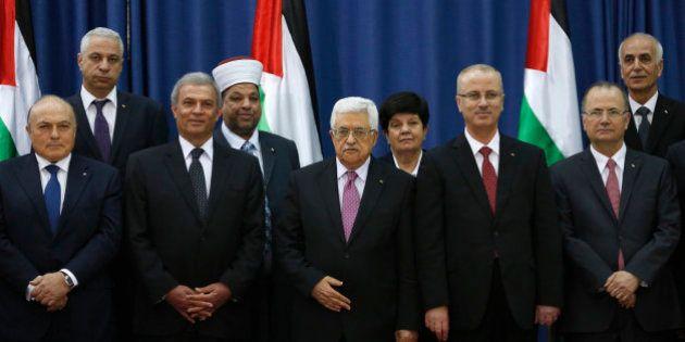 Palestine: le nouveau gouvernement d'union a prêté serment malgré les