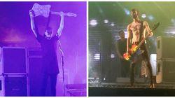 Placebo défend la cause gay en plein concert au