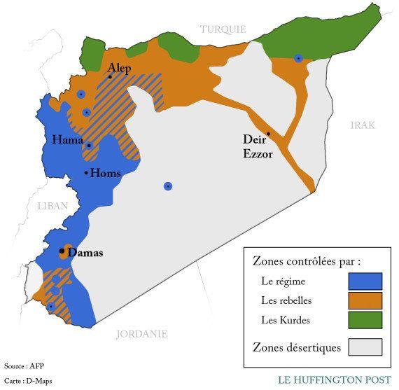 L'élection présidentielle en Syrie, la dernière mascarade en date de Bachar