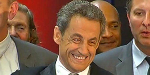 VIDÉO. Meeting de Nicolas Sarkozy à Lambersart : l'ancien président a distribué les bons