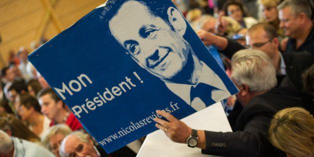 Nicolas Sarkozy fait son meeting à Lambersart: il veut sa revanche, ses partisans aussi