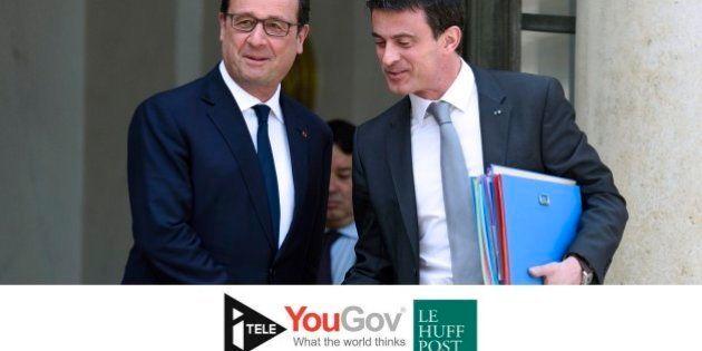 La popularité de François Hollande reprend (un peu) des couleurs en juin [BAROMÈTRE
