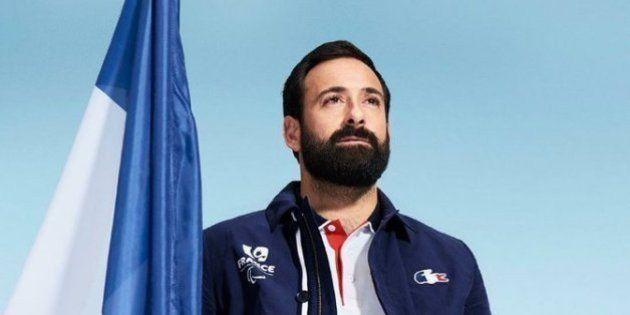 On connait un des deux porte-drapeaux français aux Jeux de
