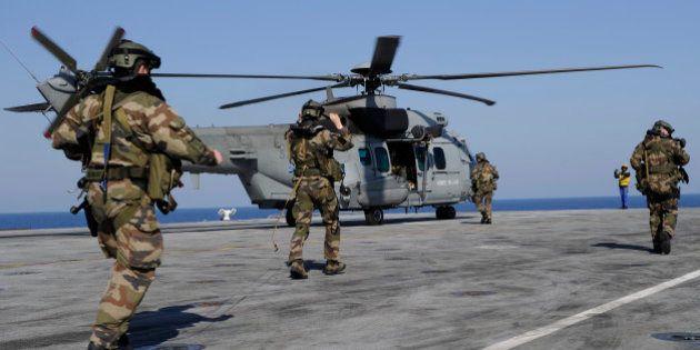 Trois militaires français tués en