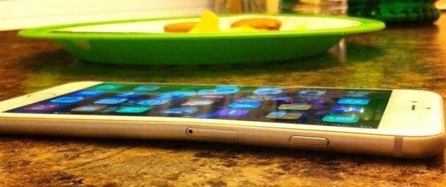 iPhone 6 tordu: seulement neuf plaintes selon