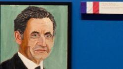 Découvrez Sarkozy et Chirac peints par George W.