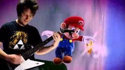 Il reprend 50 ans de musiques de jeux vidéo façon