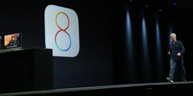 Keynote 2014: Apple annonce iOS8 et OS X Yosemite, ce que ça présage pour l'iPhone