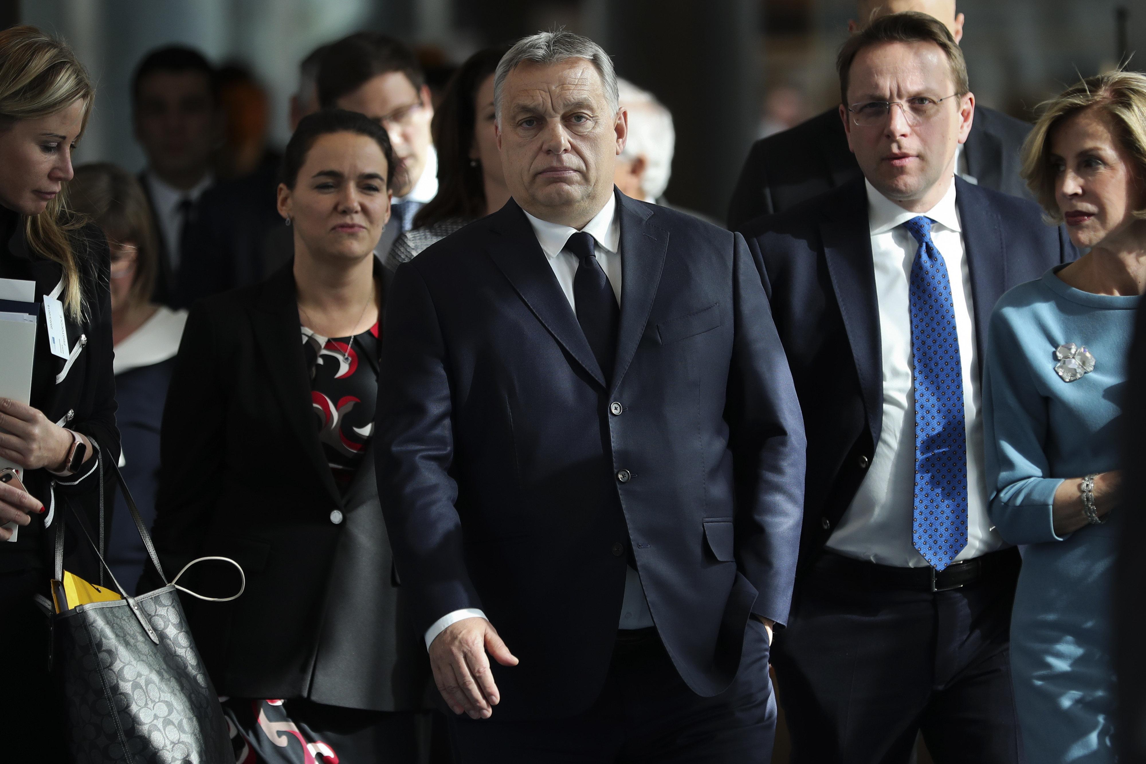 EVP setzt Fidesz-Mitgliedschaft aus – Kritik von SPD und