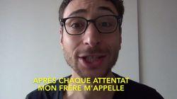 Un comique américain en France parle de l'attentat de