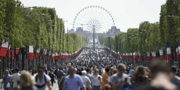 Pas de piétonisation des Champs-Élysées en août à Paris pour raisons de
