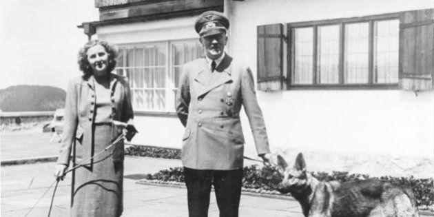 Eva Braun, la femme de Hitler, aurait eu des origines