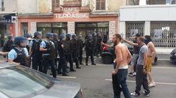 Manifestants gazés dans le Val d'Oise un jour après la mort d'un jeune homme pendant son