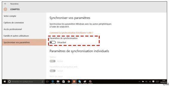 La Cnil met en demeure Microsoft pour que Windows 10 arrête de traquer votre vie