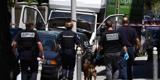 Attentat de Nice: les cinq suspects en garde à vue présentés à la justice en vue de mises en
