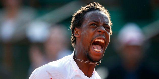 Roland-Garros: Gaël Monfils en quarts de