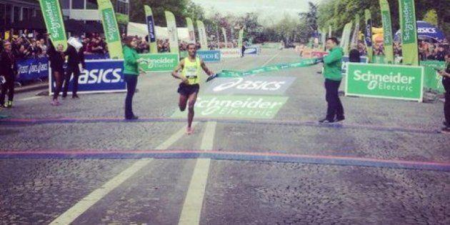 Marathon de Paris 2014: victoire et record de l'épreuve pour l'Éthiopien Kenenisa