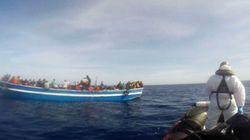 Le cap des 2000 migrants morts en Méditerrannée en 2015 a été