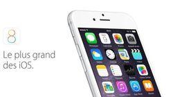 La nouvelle version iOS 8 corrigée est