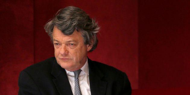 Jean-Louis Borloo (UDI) met un terme