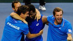 Coupe Davis : remontée fantastique de la France qui accède aux