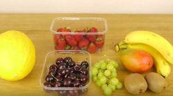 VIDEO. Votre salade de fruits prête en quelques minutes, grâce à ce