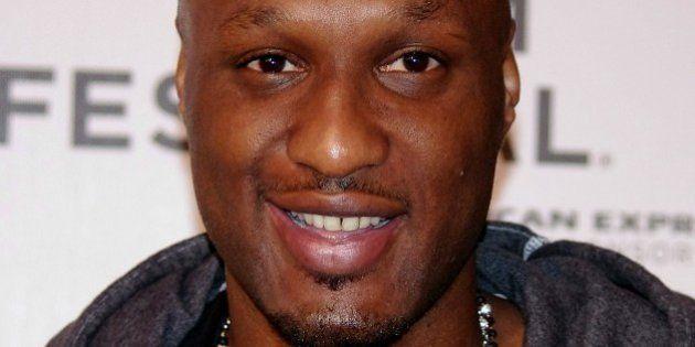 Lamar Odom dans un état grave après avoir été retrouvé inconscient dans une maison