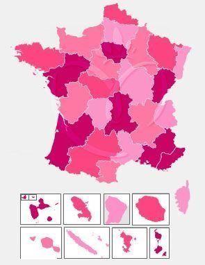 Nouvelle carte des régions: Sylvie Tellier ne