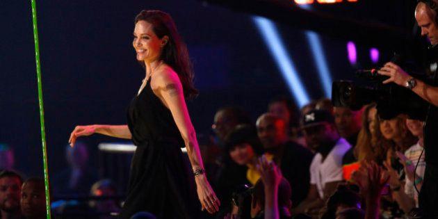 PHOTOS. Les 40 ans d'Angelina Jolie en 40 photos de