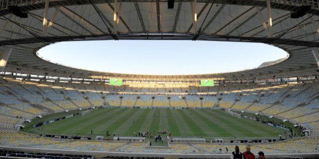 PHOTOS. Le Maracana, du temple populaire au stade