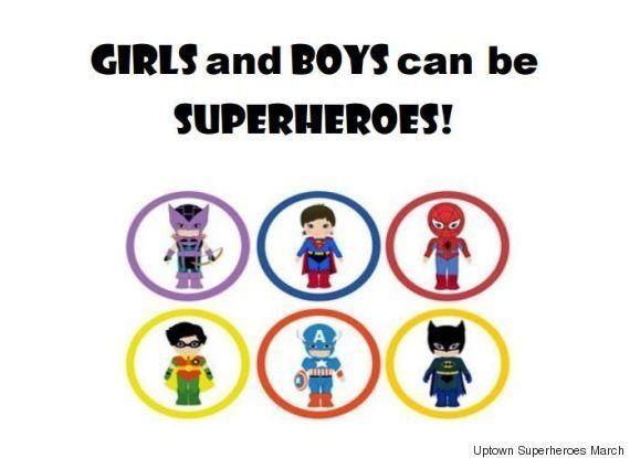 On dit à cette fille qu'elle ne peut pas se déguiser en Spider-Man, ses voisins lui organisent un