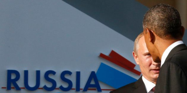 Vladimir Poutine exclu du G8: la partie émergée des sanctions contre la